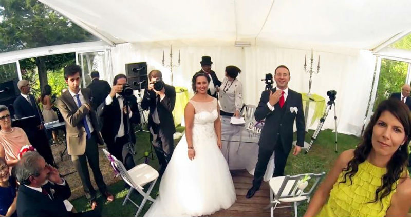 Mariage drone 2