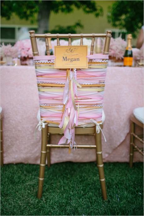 diy un peu de ruban pour faire de jolies chaises. Black Bedroom Furniture Sets. Home Design Ideas