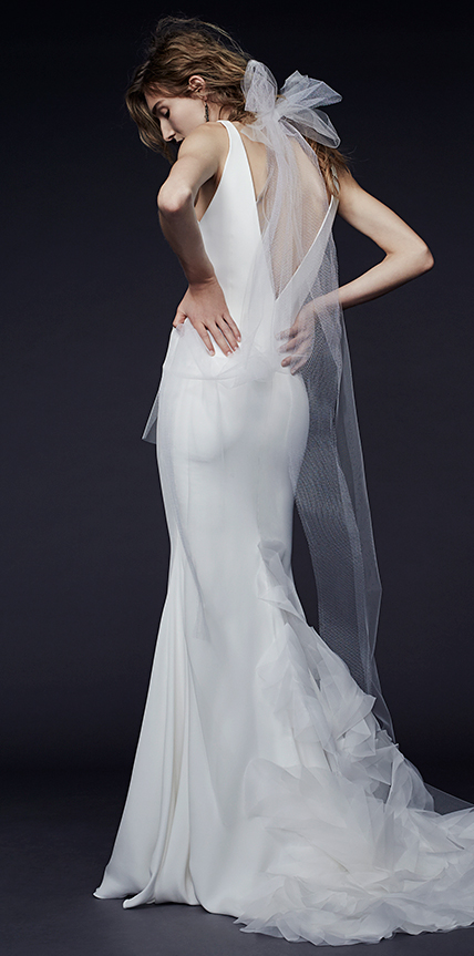 Robe De Mariee Vera Wang Look 5 Jpg Pictures to pin on Pinterest