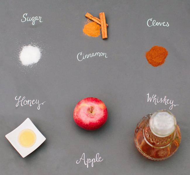 ingredients-cocktails-de-fruits-pommes