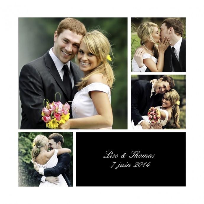 les cartes de remerciements popcarte 3 - Carte De Remerciement Mariage Pas Cher