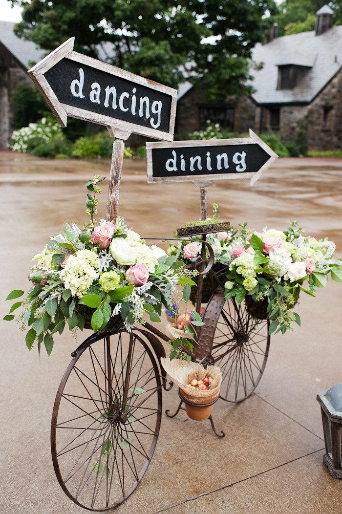 On décore vos vélos pour le mariage !