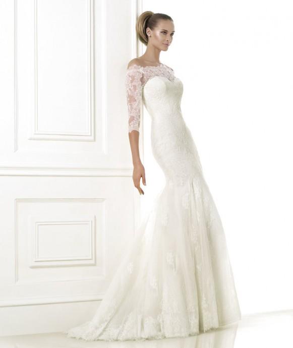Tendance mariage 2015 je veux une robe aux manches for Robes que les gens portent aux mariages