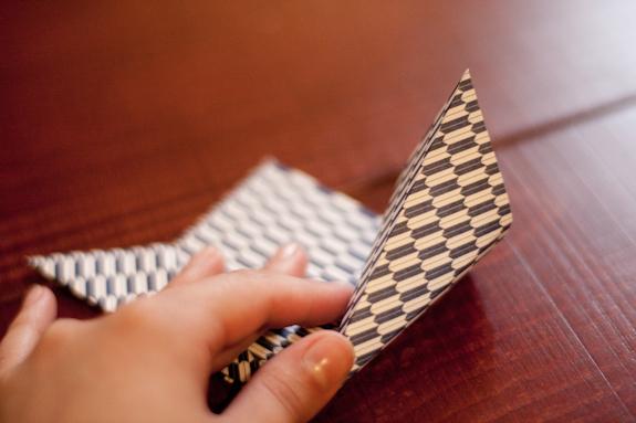 DIY Mariage bouquet papier 10