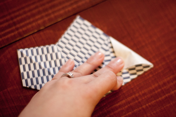 DIY Mariage bouquet papier 13