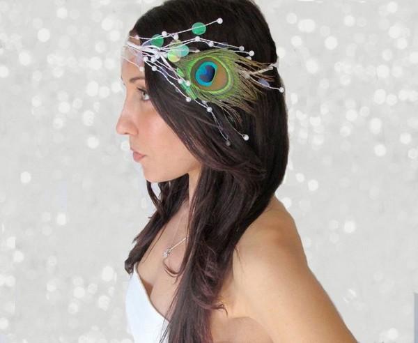 Des plumes dans ma coiffure pour en mettre plein la vue - Plume dans les cheveux ...