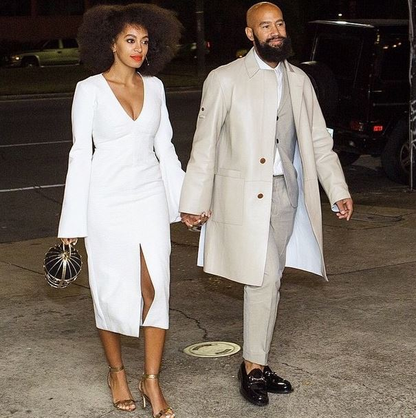 Mariage Solange Knowles 1