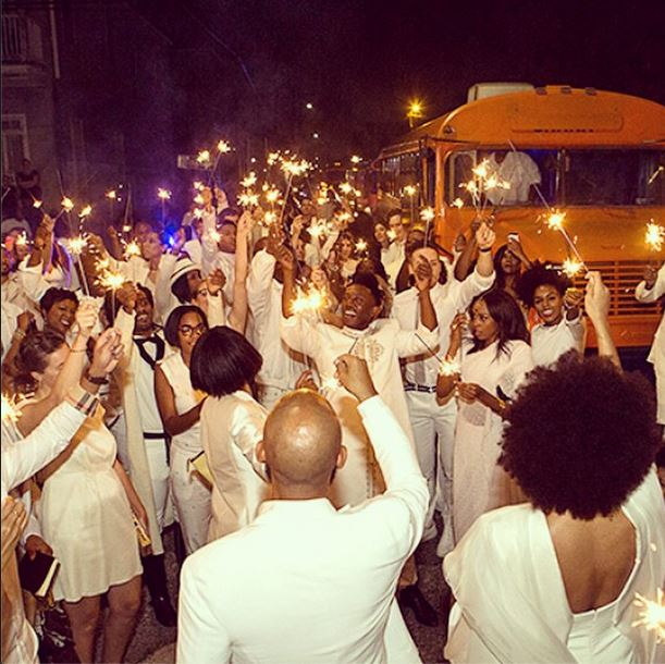 Mariage Solange Knowles 5