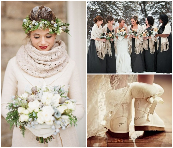 Mariage hiver 1