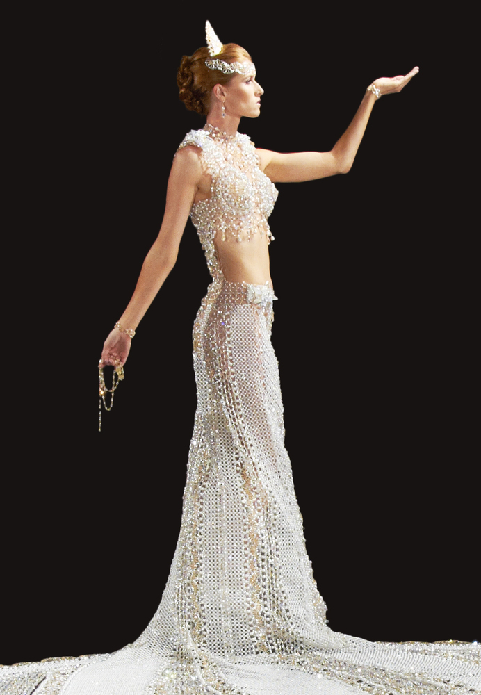Robe perles 3