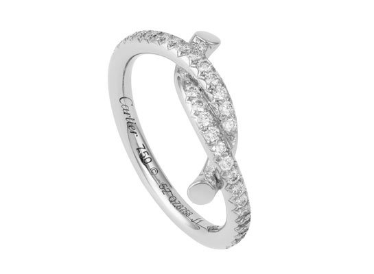 cartier alliance originale - Alliance Entrelace Mariage