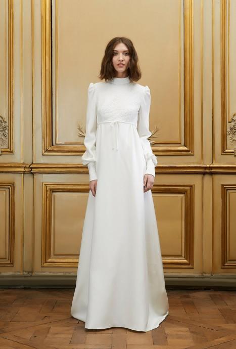 Robes Mariée Mariage 2015Les De Chemisier La Tendance Pour Yv6gfyb7