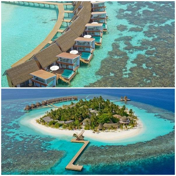 kandolhu Island Hotel resort