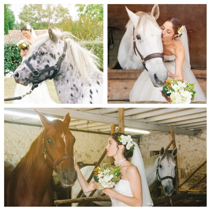 decoration mariage equestre