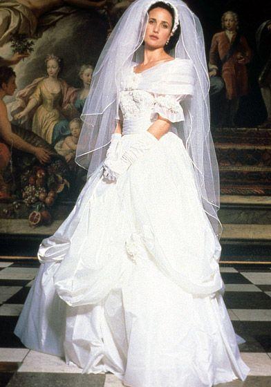 Quatre mariages et un Enterrement , Kristin Scott Thomas, 1994