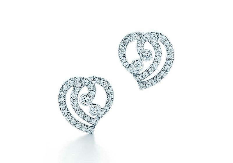 Boucles d'oreilles Tiffany & co