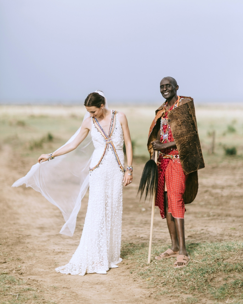Mariage Kenya Masai 10