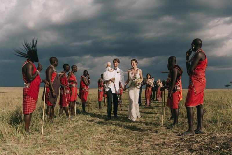 Mariage Kenya Masai 11
