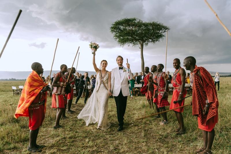 Mariage Kenya Masai 15
