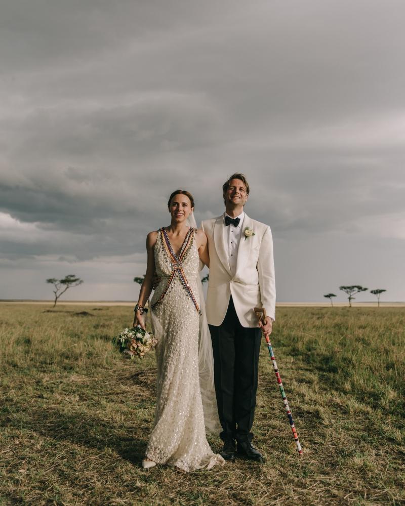 Mariage Kenya Masai 16