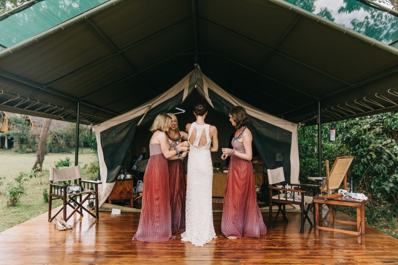 Mariage Kenya Masai 6