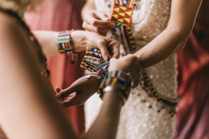 Mariage Kenya Masai 8