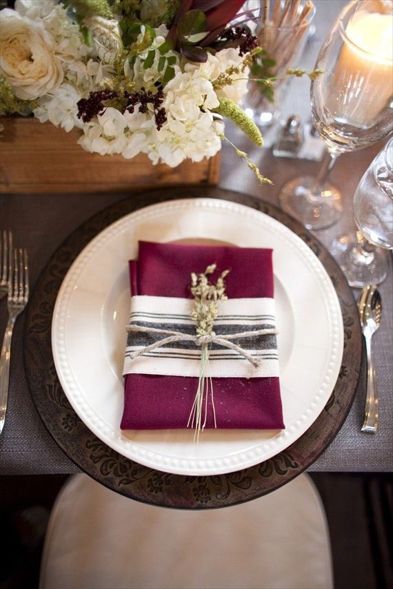 Mariage Pantone table 1