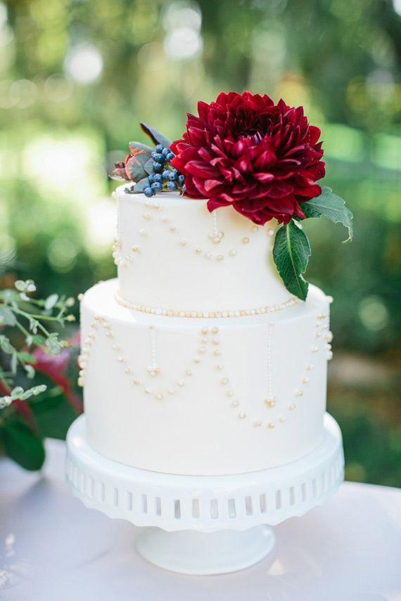 Mariage Pantone wedding cake 1