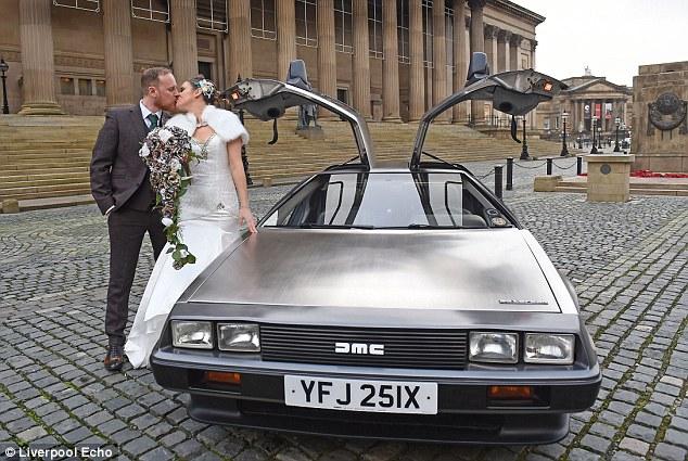 Mariage Retour vers le futur 1