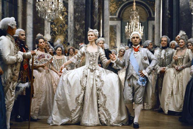 Marie-Antoinette, Kristen Dunst, 2006