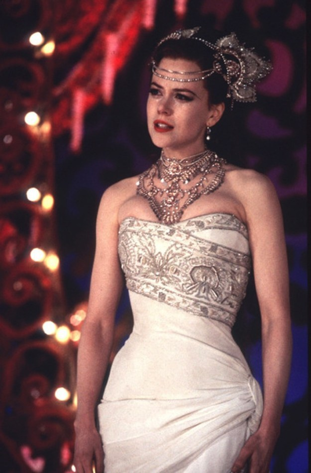 Moulin Rouge, Nicole Kidman, 2001