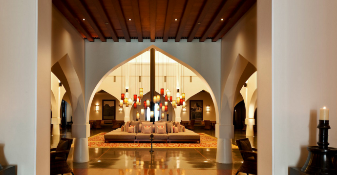 The Chedi hotel de luxe muscat oman