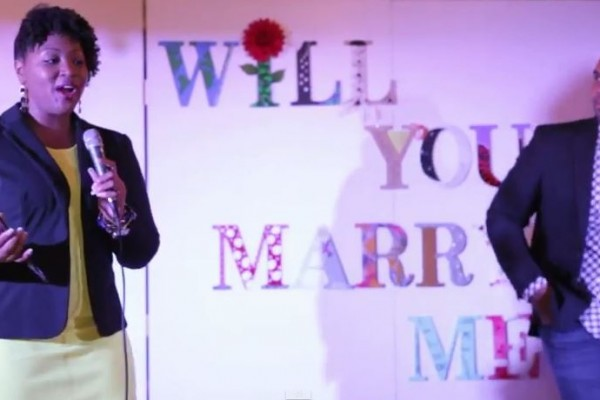 Video mariage lettres