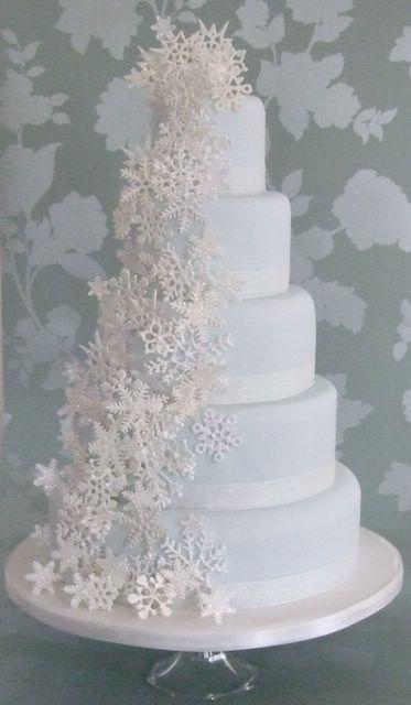 Wedding Cake Design Pinterest : 8 delicieux gateaux de mariage pour une reception ...