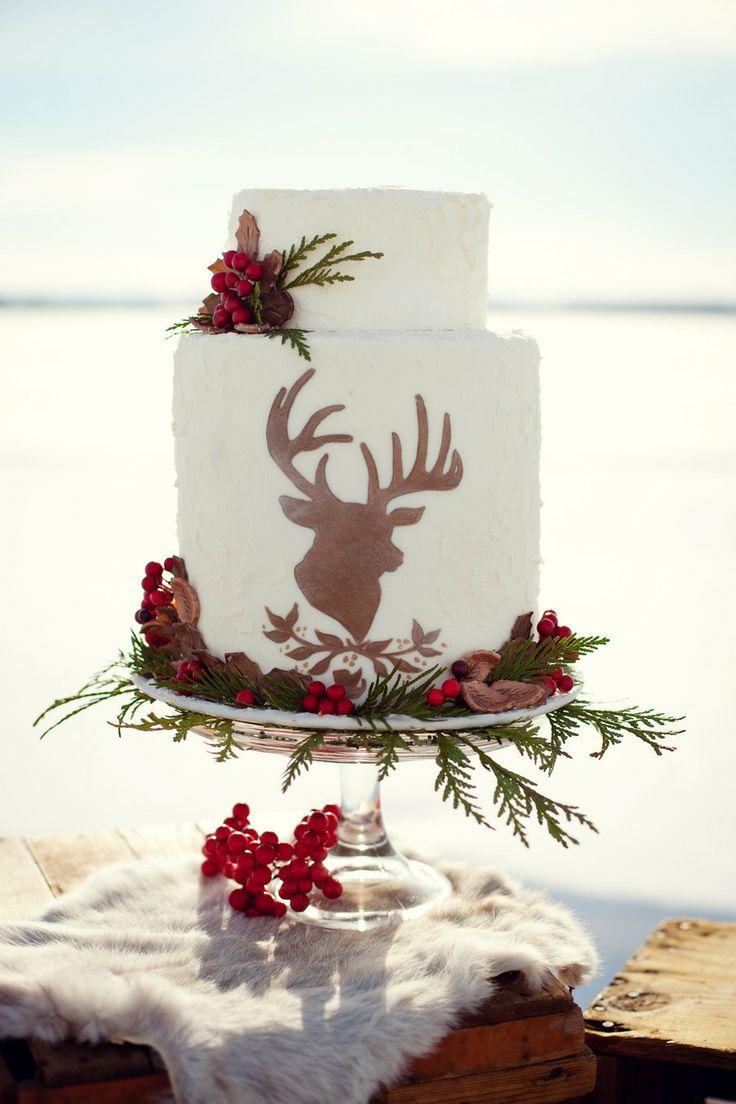 Wedding cake hiver 7