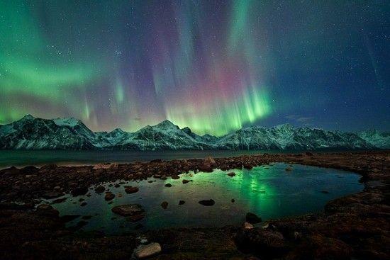 aurore boreale lune de miel scandinavie