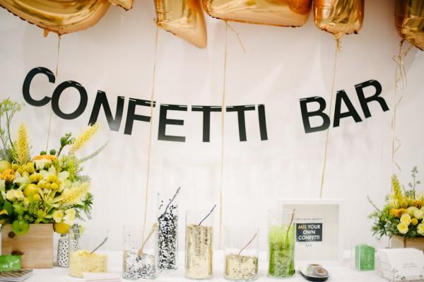 bar a confetti