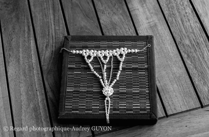 bijoux bracelet mariee inspiration automne