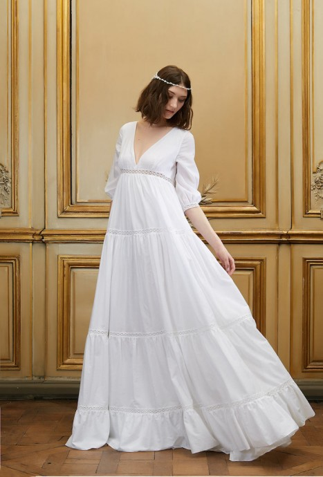 Robe de mariée Esteban, Delphine Manivet, Collection 2015, Prix : NC