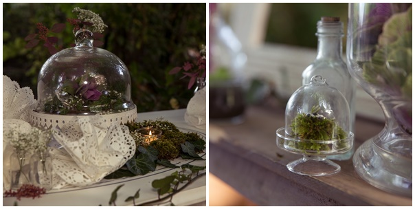 inspiration boheme mariage decoration table