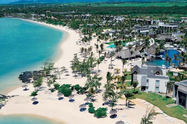 long beach mauritius plage