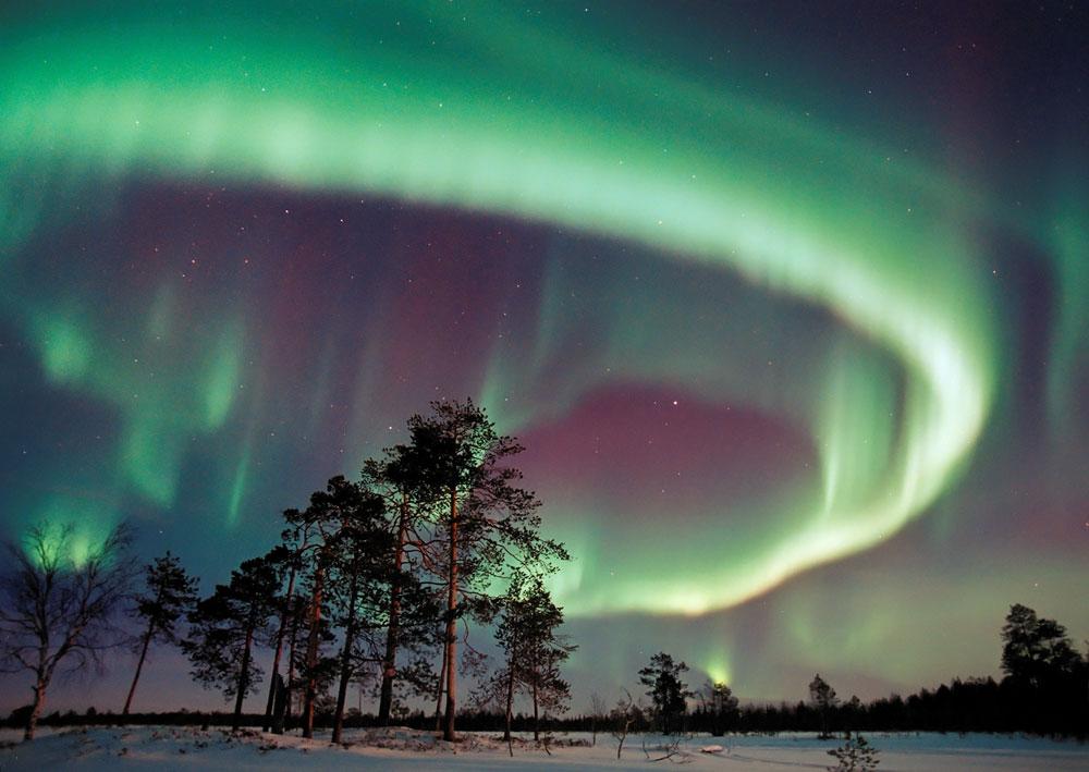 Mon voyages de noces en Laponie
