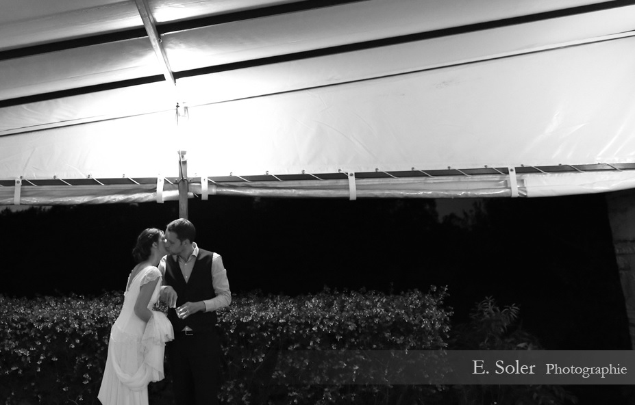 Le mariage intimiste de Gaëlle et Thibault dans la verdure landaise