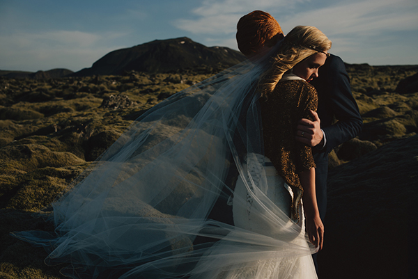 mariage sarah josh islande photo