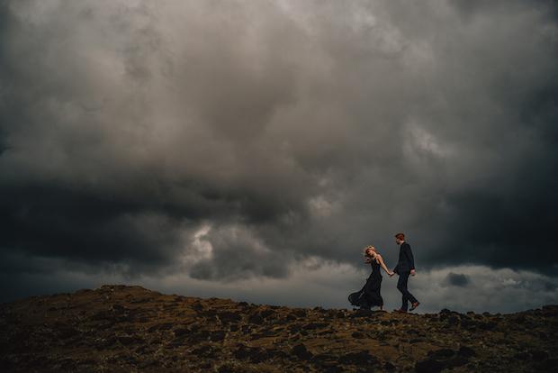 mariage sarah josh islande shooting photo
