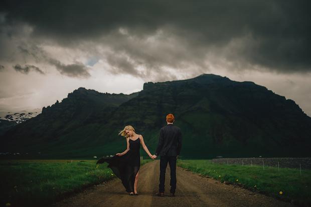 mariage sarah josh islande