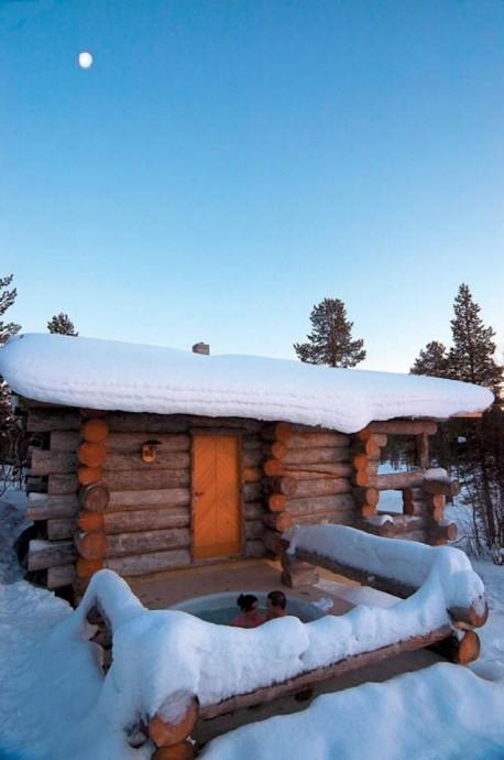 sauna lune de miel suede