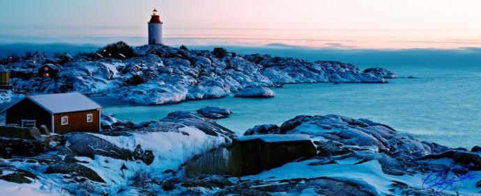 scandinavie paysage lune de miel