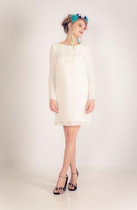 ... Robes de mariée » 10 robes craquantes pour se marier à la mairie