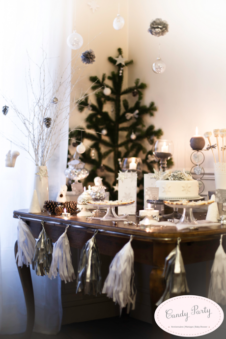 sweet table special noel reveillon